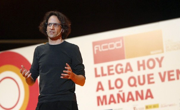 Anthony Rose en FICOD 2010