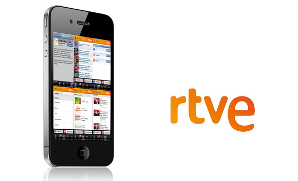 iphone+rtve