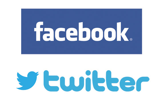 facebook+twitter