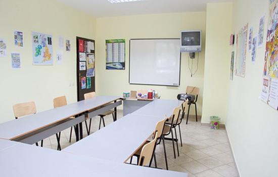 tv en aula