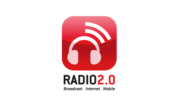 Radio 2.0 logo