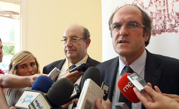 Ministro de Educación - Ángel Gabilondo