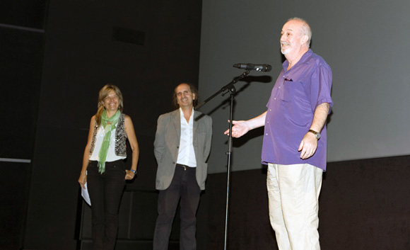 Homenaje Luciano Berriatúa - Sala BErlanga FCM-PNR 2010