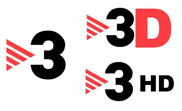 TV3 HD y 3D
