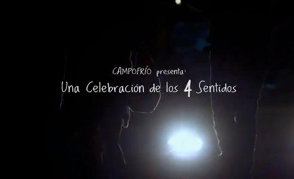 Campofrio - celebracion 4 sentidos