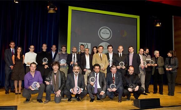 Premios Producción