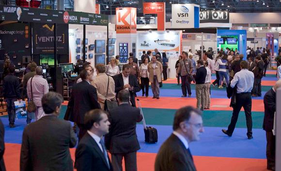 Broadcast, Salón Profesional Internacional de la Tecnología Audiovisual