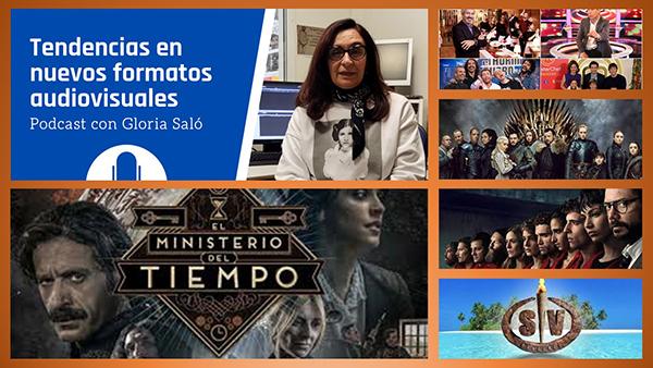 Entrevista a Gloria Saló: Tendencias en nuevos formatos audiovisuales